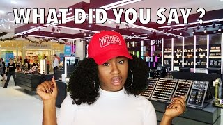 ANOTHER HORRIBLE RUDE EXPERIENCE AT MAC! STORYTIME