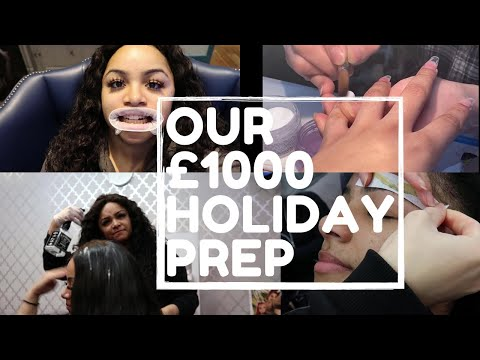 Our £1000 HOLIDAY PREP