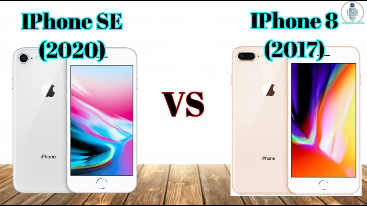 IPhone SE (2020) vs IPhone 8   Dont buy unless you see if ...