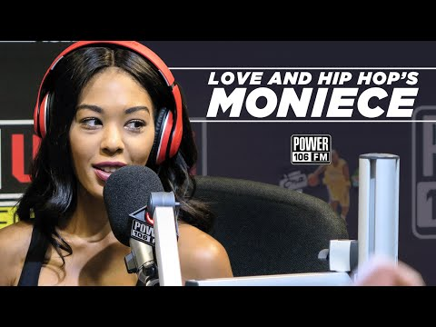 Moniece Slaughter Confirms Ray-J Hookup + Truth About Fizz Part