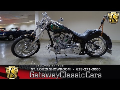 2006 Special Construction 2WHL Rolling Thunder Stock #7681 Gateway Classic Cars St. Louis Showroom