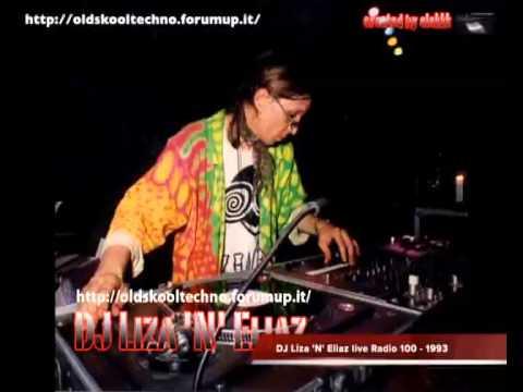 DJ Liza 'N' Eliaz live Radio 100 1993
