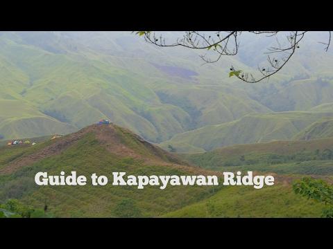 Guide to Kapayawan Ridge | Bukidnon, Philippines |
