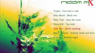 Tun up louder Riddim Mix [October 2011] [Young Veterans]