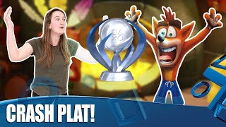 Crash Bandicoot 2 - Going for Platinum!