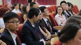 UTV. В Уфе китайцы обучаются бизнесу, а корейцы учат языку