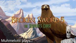 Broken Sword 5: The Serpent's Curse - part 22 - symbols of Tabula Veritatis