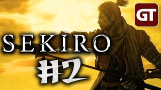 Thumbnail für Let's Play Sekiro Deutsch #2 - Sekiro PC Gameplay German