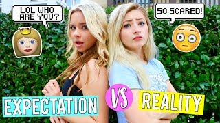 MIDDLE SCHOOL: EXPECTATIONS VS REALITY! | Kalista Elaine