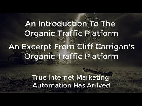 OTP An Introduction To The Organic Traffic Platform OTP