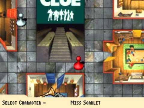 David's Longplays 008 -- Clue (GBA)