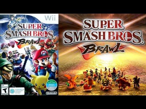 Super Smash Bros. Brawl [07] Wii Longplay