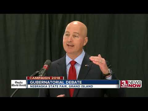 Gov. Pete Ricketts, State Sen. Bob Krist talk about how to fix the Corrections Department