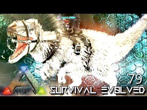 ARK: SURVIVAL EVOLVED - NEW UPDATE ALPHA YUTYRANNUS & TEK DINOS !!! E79 (MODDED ARK EXTINCTION CORE)