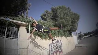 Best of Tamir Persekian Parkour & Freerunning 2015