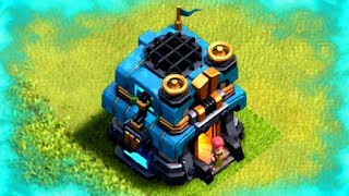 TOWN HALL 12 IS HERE! NEW GIGA TESLA! - Clash Of Clans