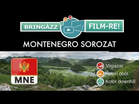 Montenegro - spinning film sorozat - szobabringa.hu - bringazzotthon.hu  - indoor cycling film