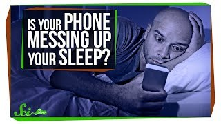 Does Using Your Phone Really Hurt Your Sleep?
