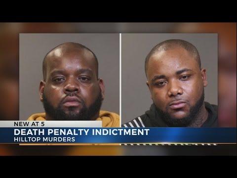 Suspected Columbus Drug Dealers Accused Of Murdering Witnesses