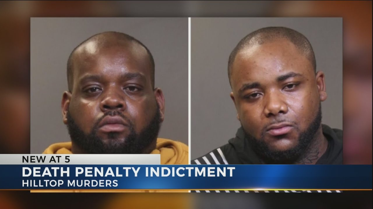 Suspected Columbus drug dealers accused of murdering witnesses