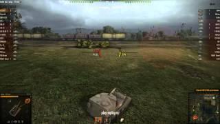 разобрал троих в ближнем бою(кв1с,су100 и т49), но