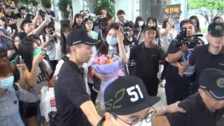 Video 朴信惠Park Shin Hye(박신혜) Arrived Hong Kong Airport 20150612 download MP3, 3GP, MP4, WEBM, AVI, FLV Agustus 2018