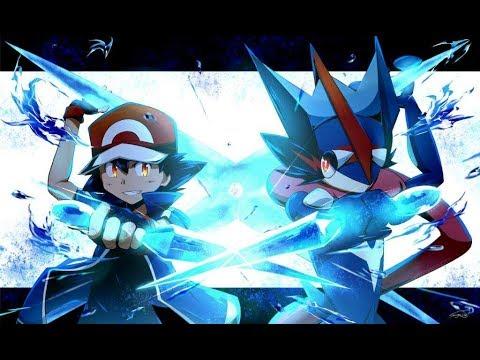 Pokemon AMV Ash and Greninja 3 - Last One Standing