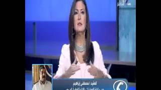 فيديو.. الأمطار تتسبب في قطع الطريق من أول نفق أحمد حمدي باتجاه رأس سدر