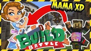MAMA WBIŁA DO POKOJU! - BuildBattle TEAM /w Ania #20