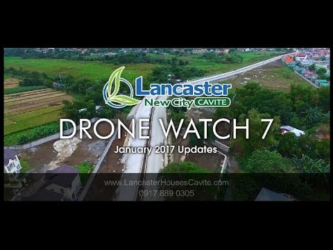 Lancaster Houses Cavite Drone Watch Episode 7