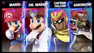 Download Super Smash Bros Ultimate Amiibo Fights Request 40 Mario Dr