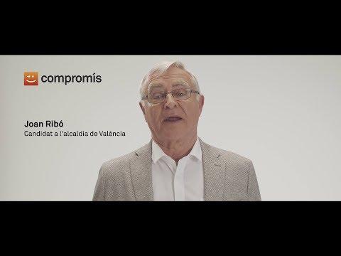 #JoAmbRibó - Spot Compromís València