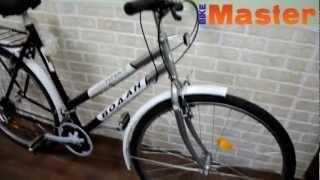 Обзор велосипеда Водан турист женский