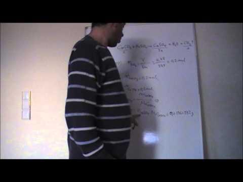 Στοιχειομετρικοί Υπολογισμοί -Μεθοδολογία Ασκήσεων-Ασκήσεις Βιβλίου Ενδεικτ. Τράπεζας Θεμάτων