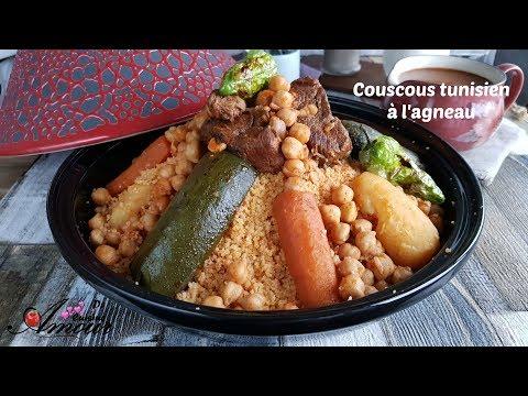 la-recette-du-couscous-tunisien-à-l'agneau,-idée-de-repas-facile