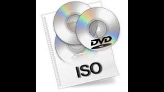 Como hacer que dos archivos ISO  sea uno
