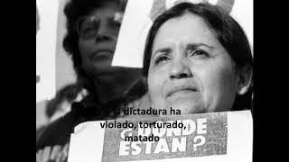 Dictadura Militar Argentina: violación de los derechos humanos.