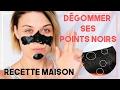 BYE BYE POINTS NOIRS ! Recette masque anti-point noir maison Ultra Efficace