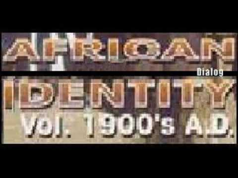 African Identity Dialog  AFRICA~2