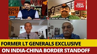 Will Ladakh Standoff End Or Escalate? Former Lt Generals Exclusive On India China Border Tension