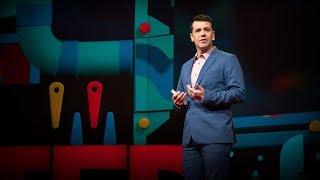 """""""Stumbling towards intimacy"""": An improvised TED Talk   Anthony Veneziale"""