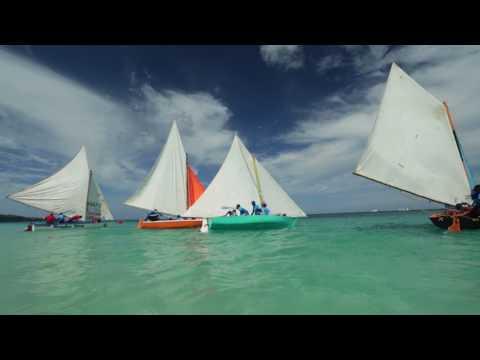Grenada Sailing Festival Westerhall Workboat Regatta 2017