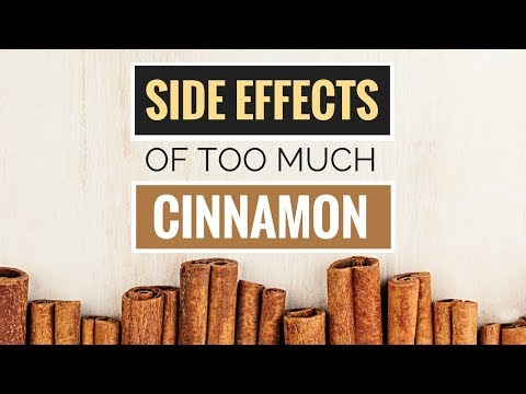 5 Side Effects of Too Much Cinnamon