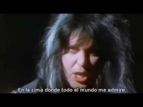 WASP - I Wanna Be Somebody (Subtitulado español)
