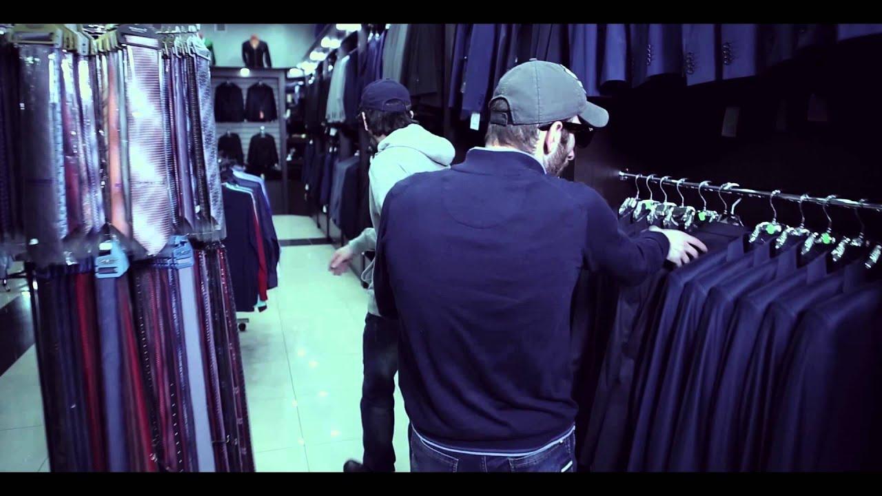 db3684489b6 Реклама магазина модной мужской одежды
