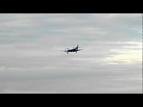 eastern airways landing at east midlands airport