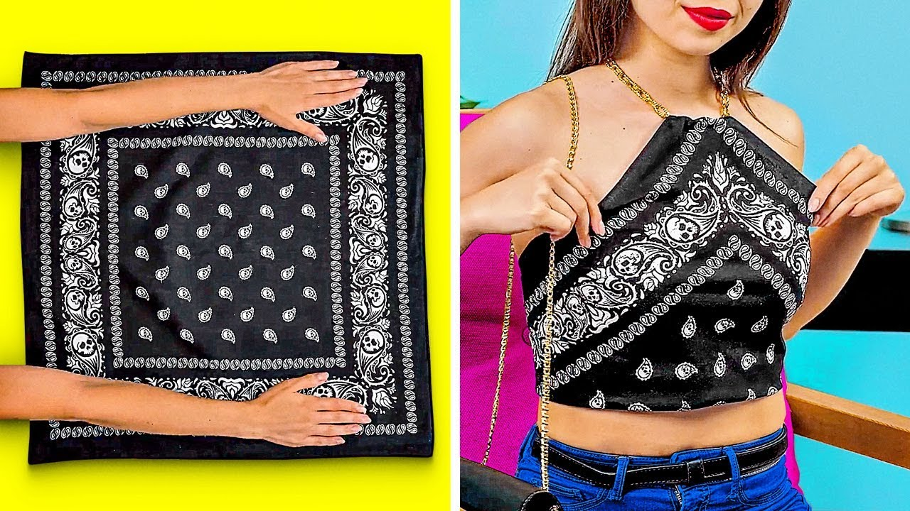 Download 33 CREATIVE THINGS TO DO WITH BANDANAS