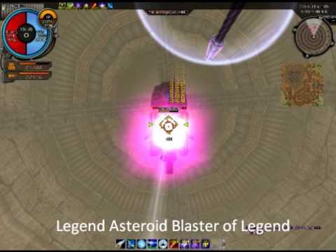 AG LM8 & Asteroid Blaster - Phi Đội