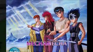 HoHo Emi No Bakudan ( Ghost Fighter Opening OST ) Karaoke