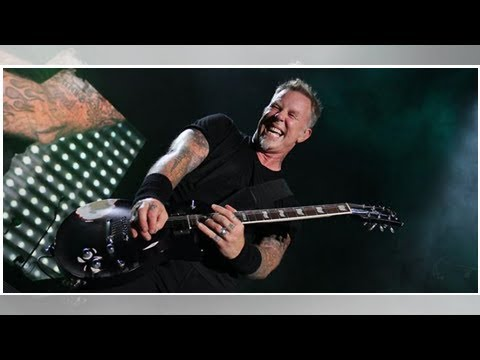 Metallica recibió el premio Polar por su contribución a la música